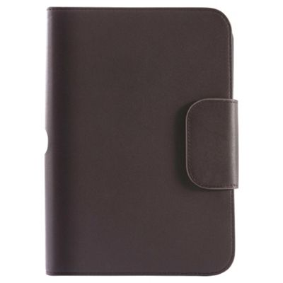 hudl 1 7'' Leather case & stand, Brown