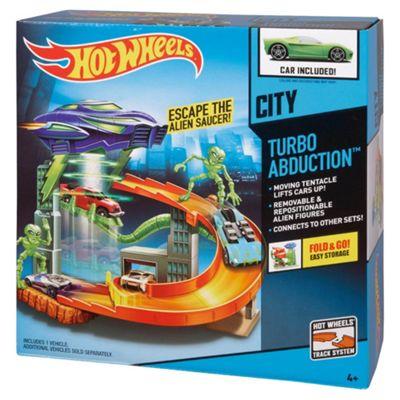 Hot Wheels City Turbo Abduction