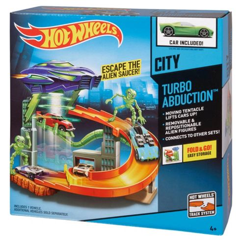 Hot Wheels City Turbo Abduction
