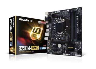 Gigabyte GA-B250M-DS3H Motherboard