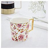 Fox & Ivy Floral Blossom Mug