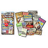 Seaside Holidays - Replica Memorabilia Pack
