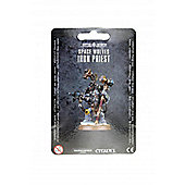 Warhammer Space Wolves Iron Priest Model Kit