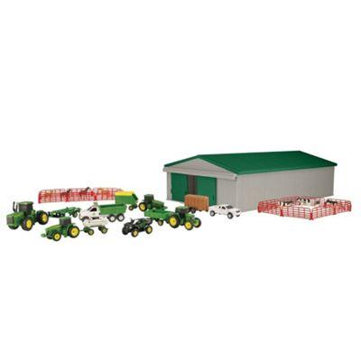 John Deere Farm Toy Playset