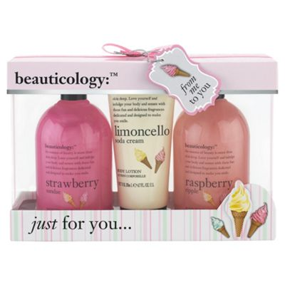 Beauticology Benefit Gift Set