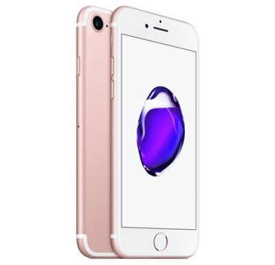 Tesco Mobile iPhone 7 128GB Rose Gold