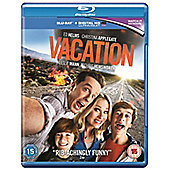 The Vacation Blu-ray