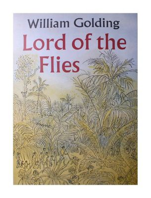 William Golding Lord of the Flies Poster