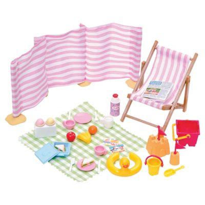 Sylvanian Families Beach Picnic Set