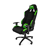 AK Racing Gaming Chair Black Green