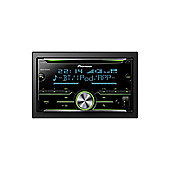 Pioneer FH-X730BT Pioneer Double DIN with Bluetooth Handsfree iPod iPhone USB