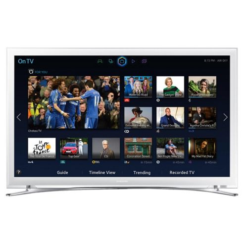 Samsung UE32H4510 32 Inch Smart WiFi Built In HD Ready 720p LED TV with Freeview HD – White