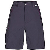 Regatta Ladies Chaska Shorts - Grey