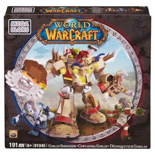 Mega Bloks World of Warcraft Goblin Shredder