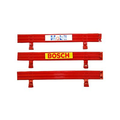 Scalextric Armco Barriers 6 Red