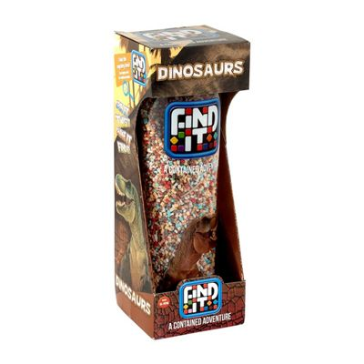 Find It Dinosaurs Game