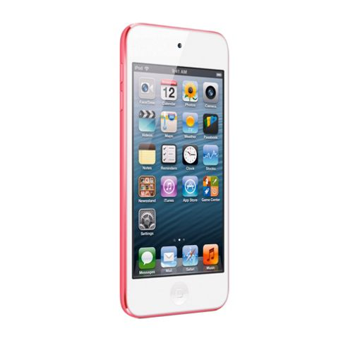 Apple 64GB (5th Gen) touch iPod Pink
