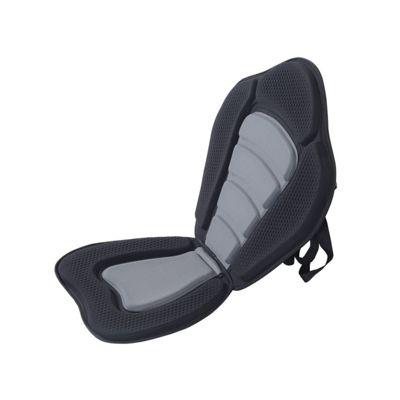 Homcom Kayak Seat Sit On Top Padded Backrest Canoe Rafting Sports High Back Detachable