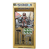 Stikbot Weapons Action Pack #black Shield