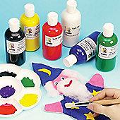 Textile Paint (Set of 6 )