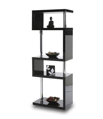 Miami 5 Tier Black