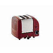 Dualit 20246 2 Slice Vario Toaster - Red