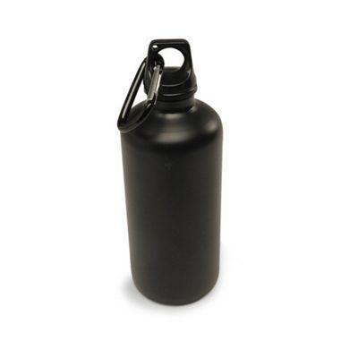 Sagaform Sport Bottle in Black (Set of 2)