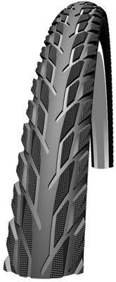 Schwalbe Silento Kevlar Guard SBC Compound Rigid Tyre in Black/Reflex - 700 x 35mm
