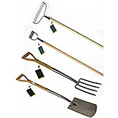 Burgon & Ball Stainless Limited Edition Gardening Tools- gift set