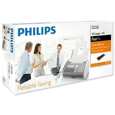 Philips PFA363 Fax Cartridge Black 420 page PFA363