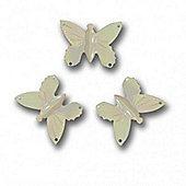 Butterfly Seq 25mm M.O.P 2g