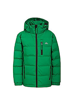 Trespass Boys Tuff Insulated Jacket - Green