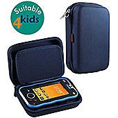 Navitech Blue Premium Travel Hard Carry Case For The Vtech DigiGo Kids Tablet