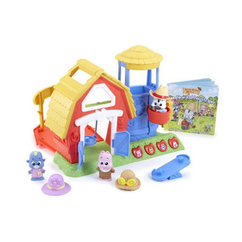 Little Tikes Apple Grove Pals Farm Playset