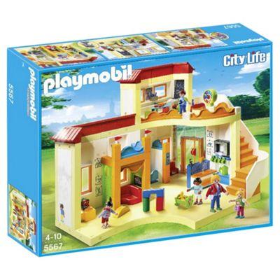 Playmobil 5567 City Life Sunshine Preschool