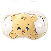 Raz Baby - Keep It Kleen Pacifier - Yellow Bear