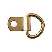 Basic 4161 D Ring Eb 1 Hole X2