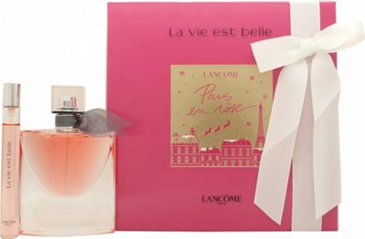 Lancome La Vie Est Belle Gift Set 50ml EDP + 10ml EDP For Women
