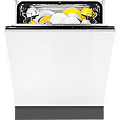 Zanussi ZDT21002FA - 13 Place Built-in Dishwasher 5 Programs, A+ Energy Rating