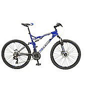 "Boss Rebound Ltd Edition 26"" Wheel Dual Sus MTB"