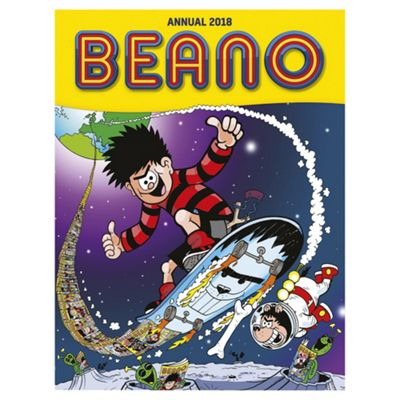 Buy Beano Annual 2018 From Our Cartoons Comic Strips Range Tesco