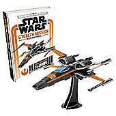 Star Wars: Stealth Mission Book and Model