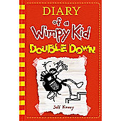 Diary of a Wimpy Kid: Double Down (Diary of a Wimpy Kid Book 11)  Signed Copy