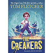 The Creakers - Signed copies