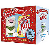 The Bear Who Went Boo!: Book and Toy Gift Set
