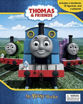 Thomas and Friends (Busy Books)