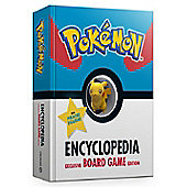 The Official Pokemon Encyclopedia Special Edition: With Exclusive Board Game and Figurine