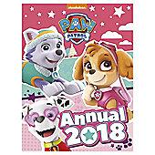 Nickelodeon PAW Patrol Annual 2018