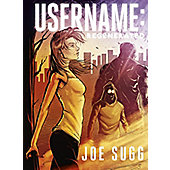 Joe Sugg - Username: Regenerated. Limited signed copy
