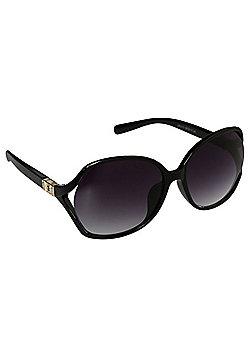 Foster Grant Ovan Sunglasses - Black